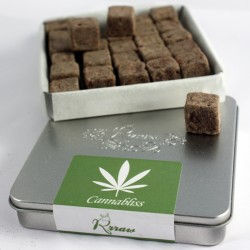 Truffes CANNABLISS chanvre et cacao 100g