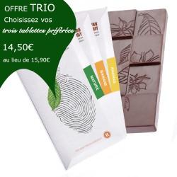 Boite Trio : trois...