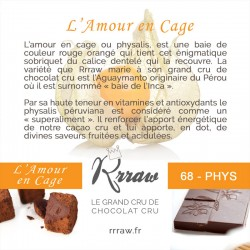 SOUVENIR D'ENFANCE noisette vanille 55g