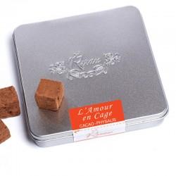 Truffes SOUVENIR D'ENFANCE noisette vanille