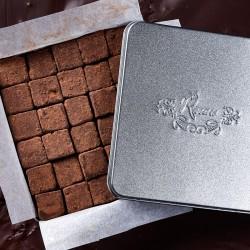 Truffes SOUVENIR D'ENFANCE noisette vanille (boite métal)