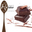 Pâte de cacao cru 100%