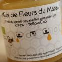 Miel de fleurs du Marais Pot 125g