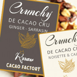 Crunchy Sarrasin Gingembre 70g