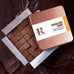 Truffes Cacao+Fruit Nature