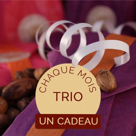 Trio TABLETTES Noir