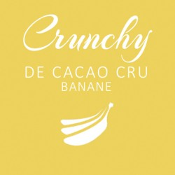 Crunchy Sarrasin Banane 70g