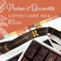 PRALINES & DECOUVERTES***...