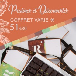 PRALINES & DECOUVERTE