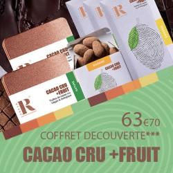 COFFRET Découverte*** CACAO...