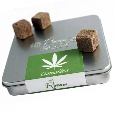 Truffes CANNABLISS chanvre et cacao 100g