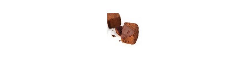 Truffes de cacao cru bio