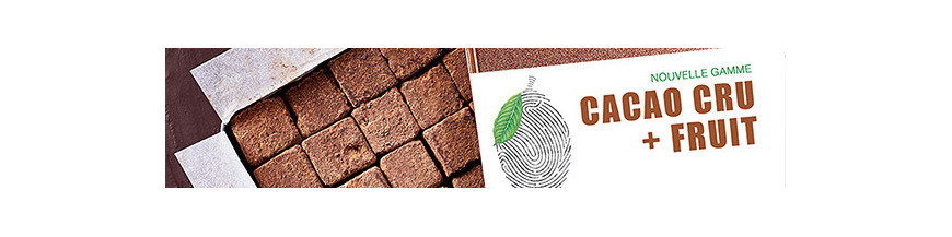 GAMME CACAO PLUS